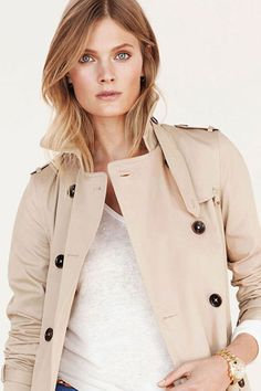 Massimo Dutti - Trench coat for spring