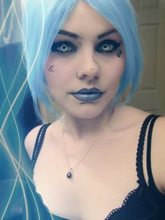 Character: Maya the Siren / From: 2K Games & Gearbox Software's 'Borderlands 2' / Cosplayer: Unknown