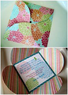 Abstract Handmade Birthday Card Greetings Design | Birthday Party Cake, Theme, Card, Recipe, Gifts | BirthdayMagz.com