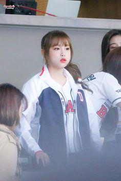 Baby Ducks, Yu Jin, The Wiz, Girl Group, Asian Girl, Rapper, Thats Not My, Rain Jacket, Windbreaker