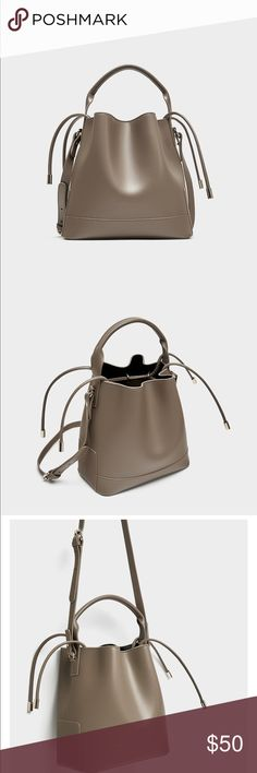 Zara bucket bag Brand new Zara Bags