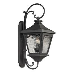 1STOPlighting.com | Forged Manor - Two Light Outdoor Wall Sconce
