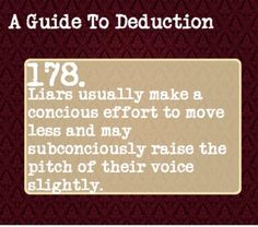 A Guide to Deduction. Thank you, Sherlock! Writing Tips, Writing Prompts, Essay Writing, Persuasive Essays, Writing Help, Creative Writing, Intp, Guide To Manipulation, A Guide To Deduction