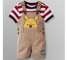7 Disney Baby Overalls for Baby Boys | Disney Baby