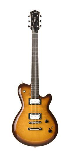 Godin Guitars Icon Series Type2 Convertible Sunburst