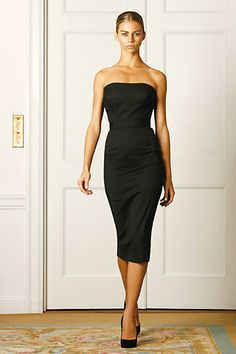 coco chanel dress. exquisite ;)