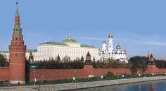 The Moscow Kremlin   HOME SWEET WORLD