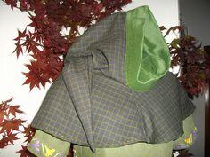Chapperon lana seta
