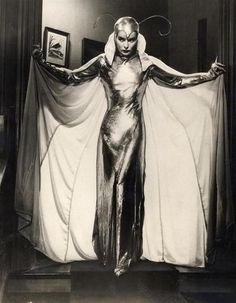 Katharine Hepburn, 1933.