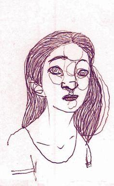 Josie. Drawing by Consti*