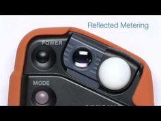Sekonic Light Meter: L-308DC DigiCineMate Exposure Meter - Overview