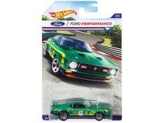 Carrinho Hot Wheels Mustang Racing Ford - Mattel com as melhores condições você encontra no Magazine Dajovemmenina. Confira!
