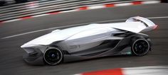 Autonomous race cars sound idiotic at first glance. And second. But there's something to this concept from the Italian designers at ED. The Torq isn't just a self-driving, electric racer with over 1,300 lb-ft of torque. It's pointing towards a new direction for endurance racing. It's also total bullshit, at least for now.