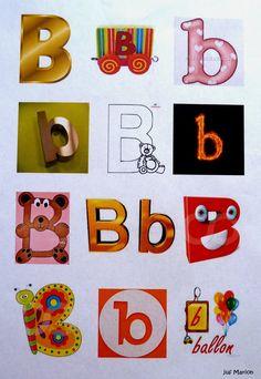 letter B/b
