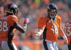 In game photos of Broncos vs. Jaguars.