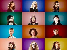 Which Female Harry Potter Character Are You?  I got Luna, YAYAYAYAY