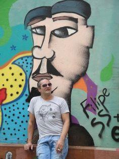 Carlos Henrique Duarte, da CHD Produções e Eventos, dá seu depoimento em função do aniversário do bairro de Pinheiros.