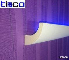 Mit der Verbindung von LED Stripes oder Lichtschläuche lässt sich dadurch eine gemütliche und harmonische indirekte Beleuchtung herbeizaubern. Ecken sind Teilstücke von jeweils ca. 20cm und mit einem 45 Grad Winkel versehen. | eBay!