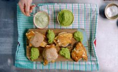 Fish Baps – Jamie Oliver's 15 Minute Meals