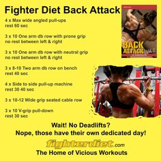 Pauline's Week Workouts  Get Your Free Workout! http://fighterdiet.com/pauline-s-week