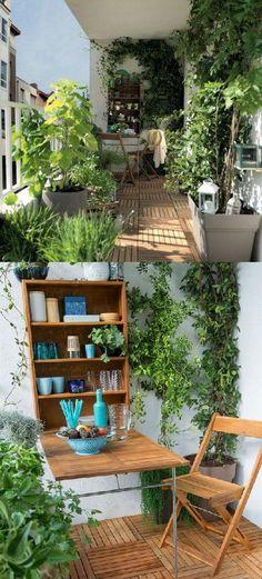 - Home - Outdoor - (notitle) Terrazzo, Mexican Garden, Balcony Privacy, Balkon Design, Outdoor Furniture Sets, Outdoor Decor, Terrace Garden, Interior Design Living Room, Decoration