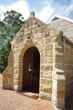 Ebenezer Church  Australias oldest church established in 1809, Coromandel Road Ebenezer NSW 2756