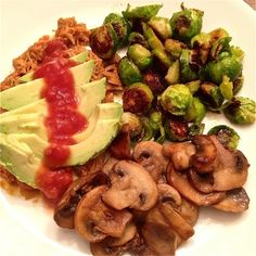 Easy Caramelized Brussels Sprouts with Fish Sauce (Plus, a Whole30 Food Journal 2013 Update)