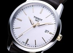Tissot Dream White Dial Men's Watch