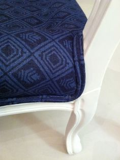 Here are the other steps in this series: Part 1 , Part 2 , Part 3 , Part 5 There are lots of ways to trim out a chair. Probably the ea...
