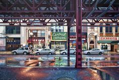 Photorealist by Nathan Walsh