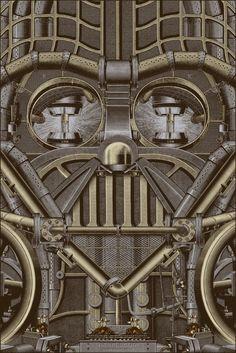 Steampunk Star Wars - Victorian Darth Vader