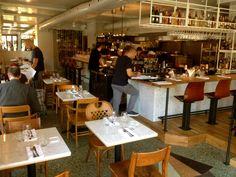 Impasto montreal restaurant