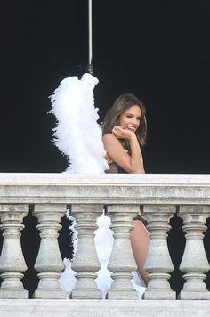 Aux balcons de l'Opéra Garnier, Alessandra Ambrosio