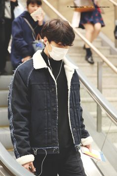 [HQ] 180212 Sehun at Incheon Airport Sehun, Exo Exo, Airport Look, Airport Style, Airport Fashion, Uni, Work Hard In Silence, Chinese Style, Rapper