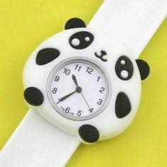 Cute panda -kids watches
