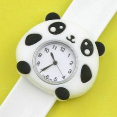 Cute panda -kids watches