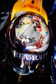 Vettel (Monaco 2011) - Vintage Monaco posters