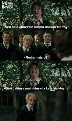 Hogwarts'dan Treniyle Gelmiş 26 Komik Harry Potter Caps'i - Funny Memes World 2020 Harry Potter Anime, Harry Potter Cast, Harry Potter Memes, Jokes Quotes, Funny Quotes, Funny Memes, Hilarious, Funny Tweets, Hogwarts