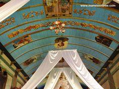 Muestra de la Arquitectura Religiosa del Siglo XVI es el Templo de San Pedro en Jaracuaro, en la Ribera del Lago de Pátzcuaro.