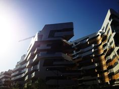 New Hadid residences