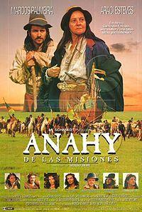 Anahy de las Misiones – Wikipédia, a enciclopédia livre