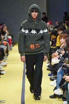 Male Fashion Trends: Charm's Fall-Winter 2018 - Seoul Fashion Week