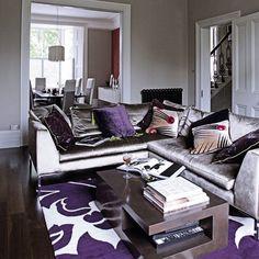 About purple violet interior on pinterest purple interior purple