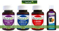 Farmasi Herbalex Gıda Takviyeleri. L-Karnitin, Glukozamin Sülfat, Omega 3 Balık Yağı, Çocuklar İçin Balık Yağı.