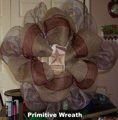 #1 Primitive Wreath