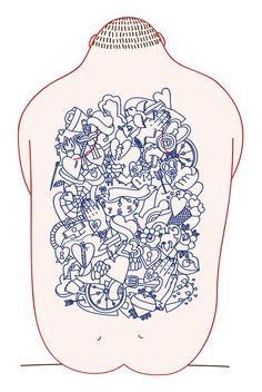#tattoo #illustration #simple