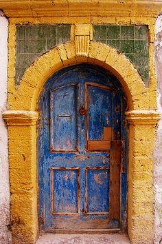 aged patina #doors.