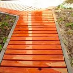 deck de madera dura grapia - anchico - guayubira colocado