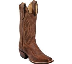 """Justin Women's 12"""" Vintage Goat Western Boots.  $244.99    Customer Discussions and Customer Reviews."""