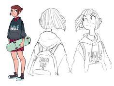 Character Design Part II on Behance